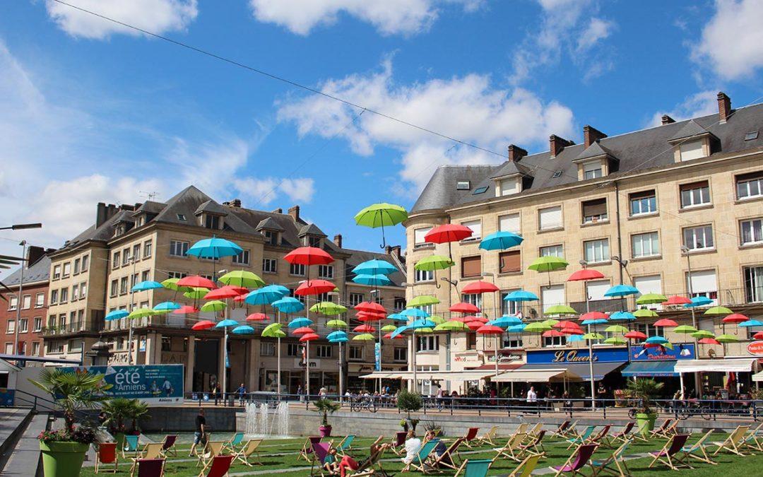 Visite d'Amiens